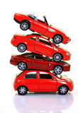 Car heap Stock Photo