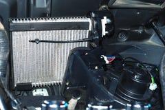 Car heater radiator Royalty Free Stock Photography