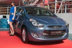 Car Hyundai new ix20 Stock Photos