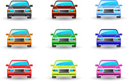 Car icon. Stock Images