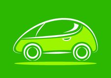 Car icon Royalty Free Stock Images