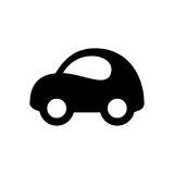 Car icon Stock Photos