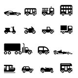Car icon. Vector illustration Graphic Design symbol Stock Photography