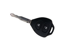 The car ignition key royalty free stock photos