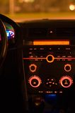 car inside Στοκ Εικόνα