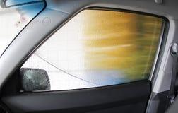 Car inside carwash Royalty Free Stock Photos
