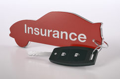 Car insurance concept Royalty Free Stock Images