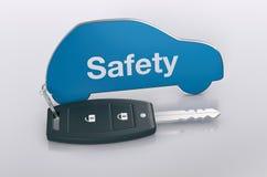 Car insurance concept Stock Photography