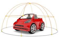 Car Insurance Royalty Free Stock Image