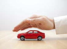 Car insurance Stock Photography
