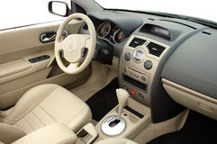 Free Car Interior Royalty Free Stock Photo - 1090055