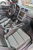 Car interior Stock Photo