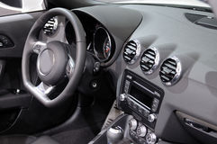 Car interior Stock Photos