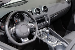 Car interior Royalty Free Stock Image
