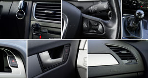 Car interior Royalty Free Stock Images