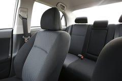 Car Interior. With back seats Stock Photos