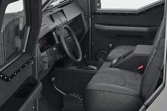 Car interior, close view Stock Images