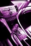 Car Interior detail Royalty Free Stock Photography