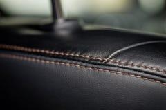 Car interior detail. Stock Photo