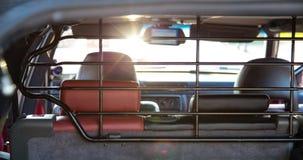 Car interior detail Stock Image