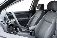 Car interior details. Modern car interior details with Stock Images