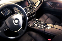 Car interior Royalty Free Stock Photo