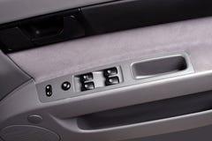 Car interior panel Royalty Free Stock Image