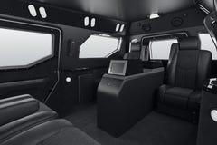 Car interior seat Stock Images