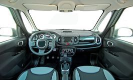 Car interior Royalty Free Stock Photos