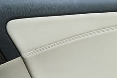 Car interior texture Royalty Free Stock Images