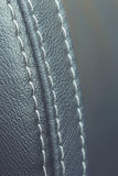 Car interior texture of seat, low depth of focus Royalty Free Stock Photo