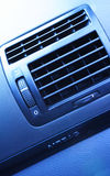 Car Interior - Ventilation Detail Stock Image