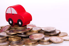 Car investment Stock Photo