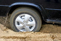 Free Car Is Skid Royalty Free Stock Photography - 13438427