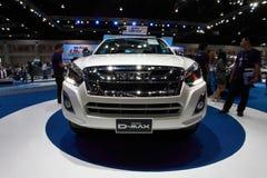 Car. Isuzu car on display at The Motor Expo 2015 on December 8, 2015 Stock Photography