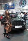 Car Jeep RENEGADE Royalty Free Stock Photo