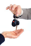 Car key Royalty Free Stock Image