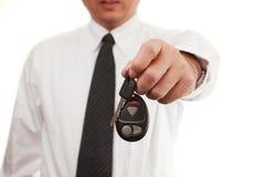 Car key Stock Photography