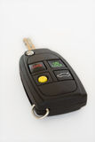 Car Key. In white background Stock Photography