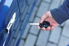 Car key Stock Images