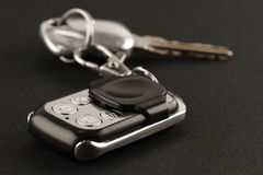 Car key and alarm Stock Photos