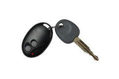 Car Key And Remote Royalty Free Stock Photography