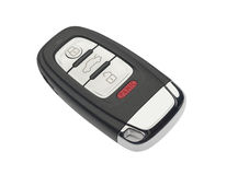 Car key, isolated Stock Photography