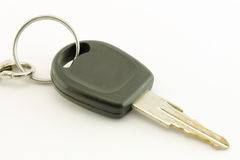 Car key isolated Royalty Free Stock Image