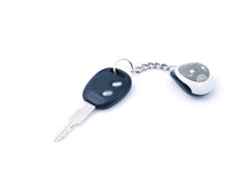 Car key with remote Stock Photos