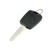 Car key remote control Stock Photo