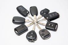 Car key Stock Photo