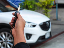 Car key remote Royalty Free Stock Photography