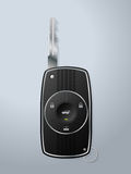 Car key with various remote functions Stock Images