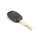 Car key. On white background Royalty Free Stock Image